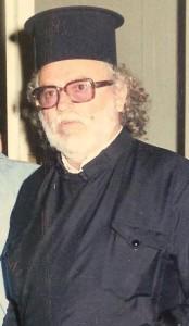 Πρωτ. Ιωάννης Λεκάκης