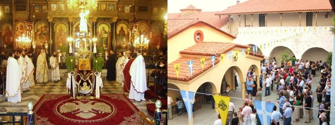 Εγκάρδιες ευχές για τα 50 χρόνια ιερωσύνης του Ποιμενάρχη μας κ. Ευσταθίου