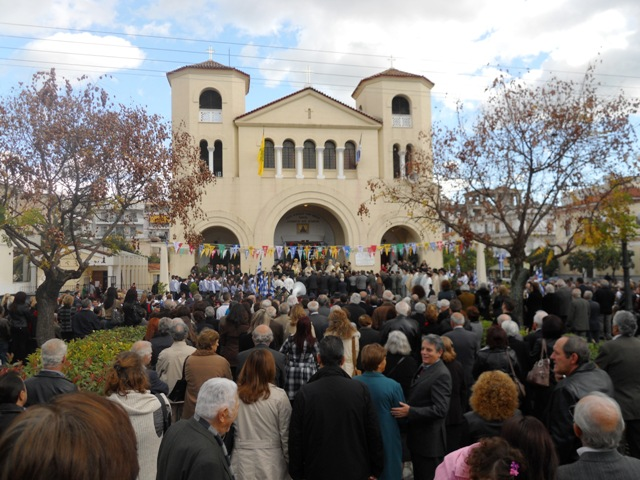 Οι εορταστικές εκδηλώσεις για τον Πολιούχο της Σπάρτης Όσιο Νίκωνα τον «Μετανοείτε»