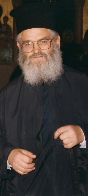 π. Ιωάννης Γιαννούλης