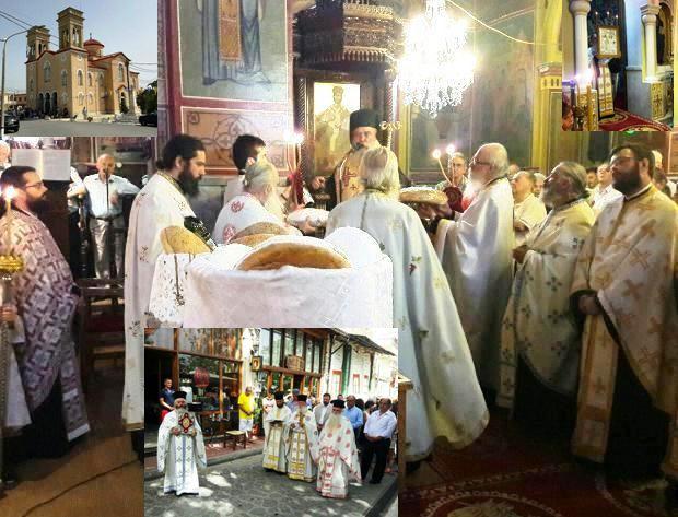 Πανήγυρις Ιερού Ναού Αγίας Τριάδος Ξηροκαμπίου