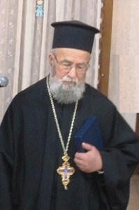 Πρωτ. Ιωάννης Μιχαλόπουλος