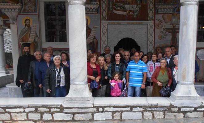 Η Ενορία Γκοριτσάς στη Μακεδονία