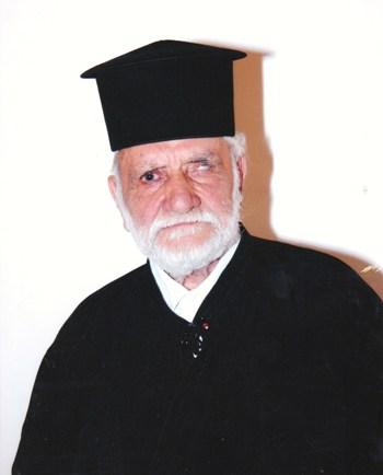 π. Γεώργιος Διαμαντάκος