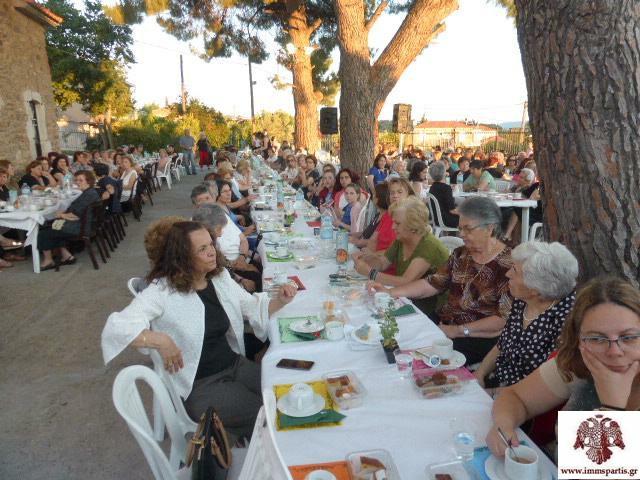 Επιτυχημένο το 21ο Φιλανθρωπικό Τσάι Αγάπης της Ενορίας Κοκκινόραχης