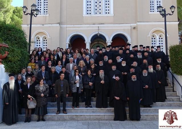 Κληρικολαϊκή σύναξη στη Σπάρτη για το φιλανθρωπικό έργο της Ιεράς Μητροπόλεώς μας