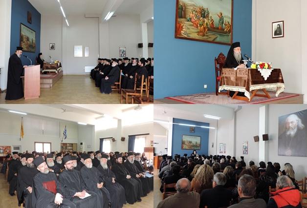 Επιτυχημένη κληρικολαϊκή σύναξη στους Μολάους