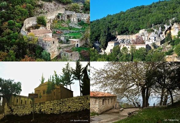 Αναγνώριση συστάσεως έξι ιστορικών Ιερών Μονών της τοπικής μας Εκκλησίας